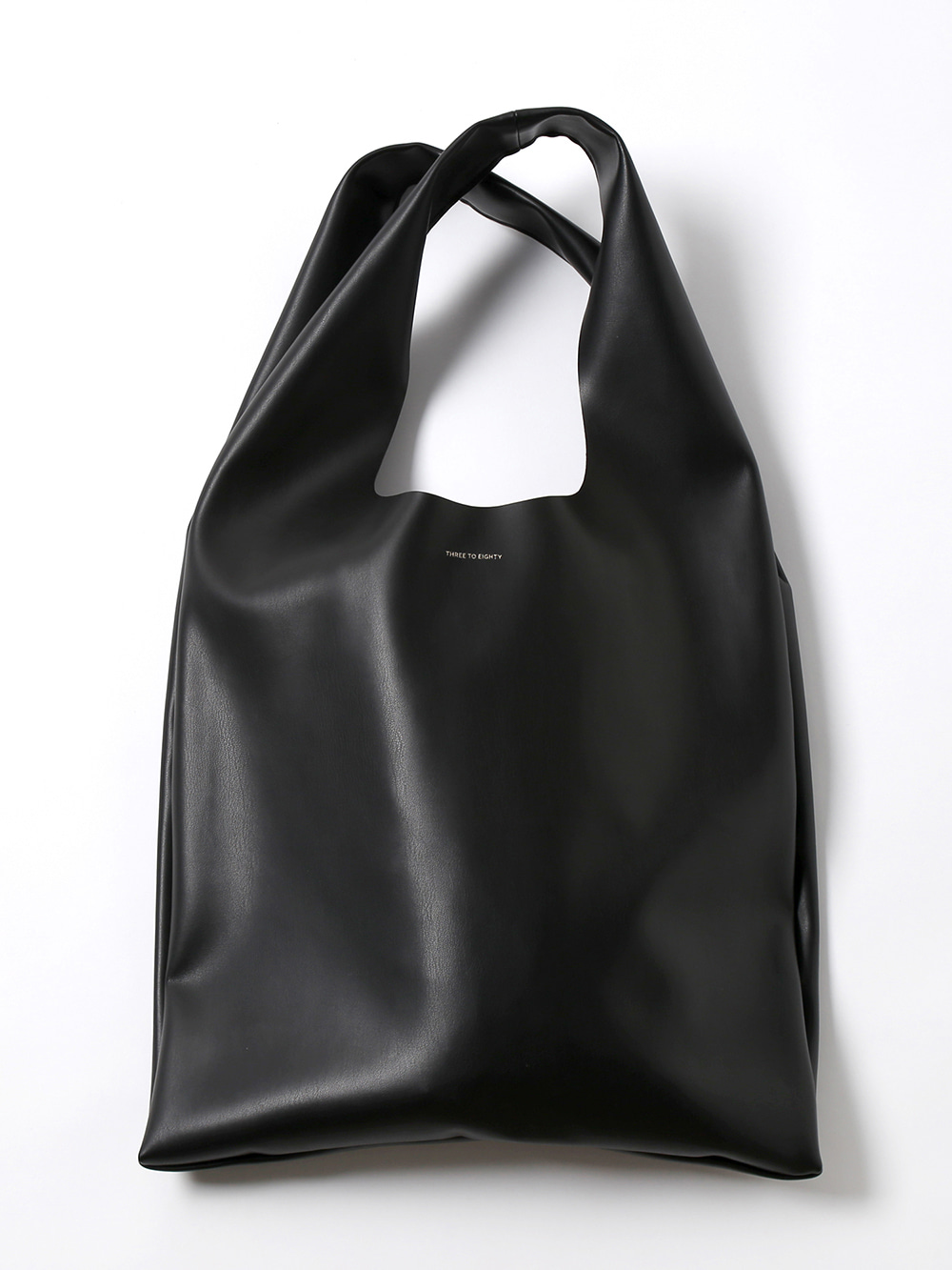 Soft Shoulder Bag (Black)