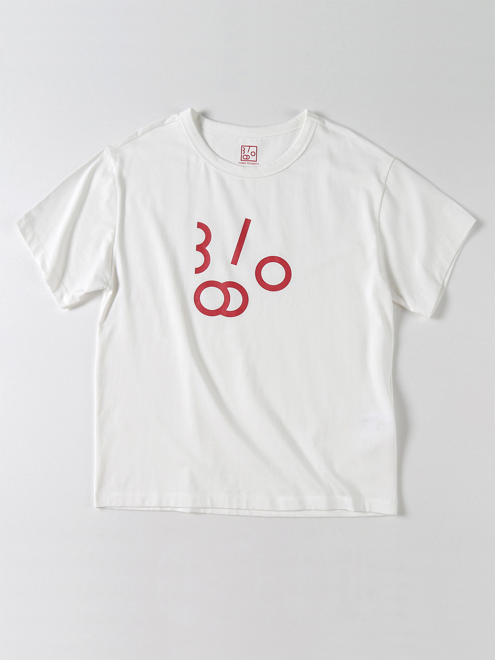 [배우 서은수착용]Harmony T-shirts (Japanese Red)