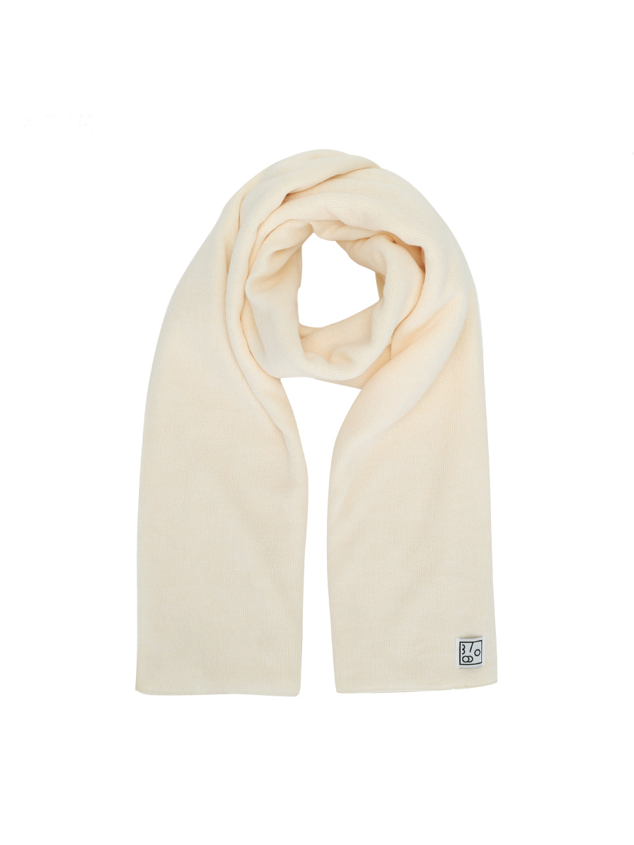 Soft Wearable Scarf (Ivory)