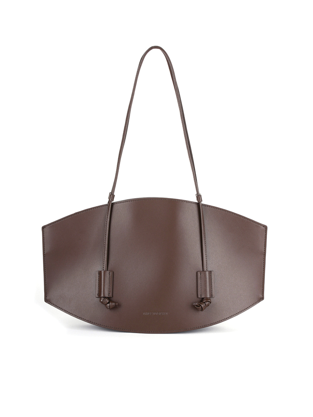 Curved Bag Medium (Brown)
