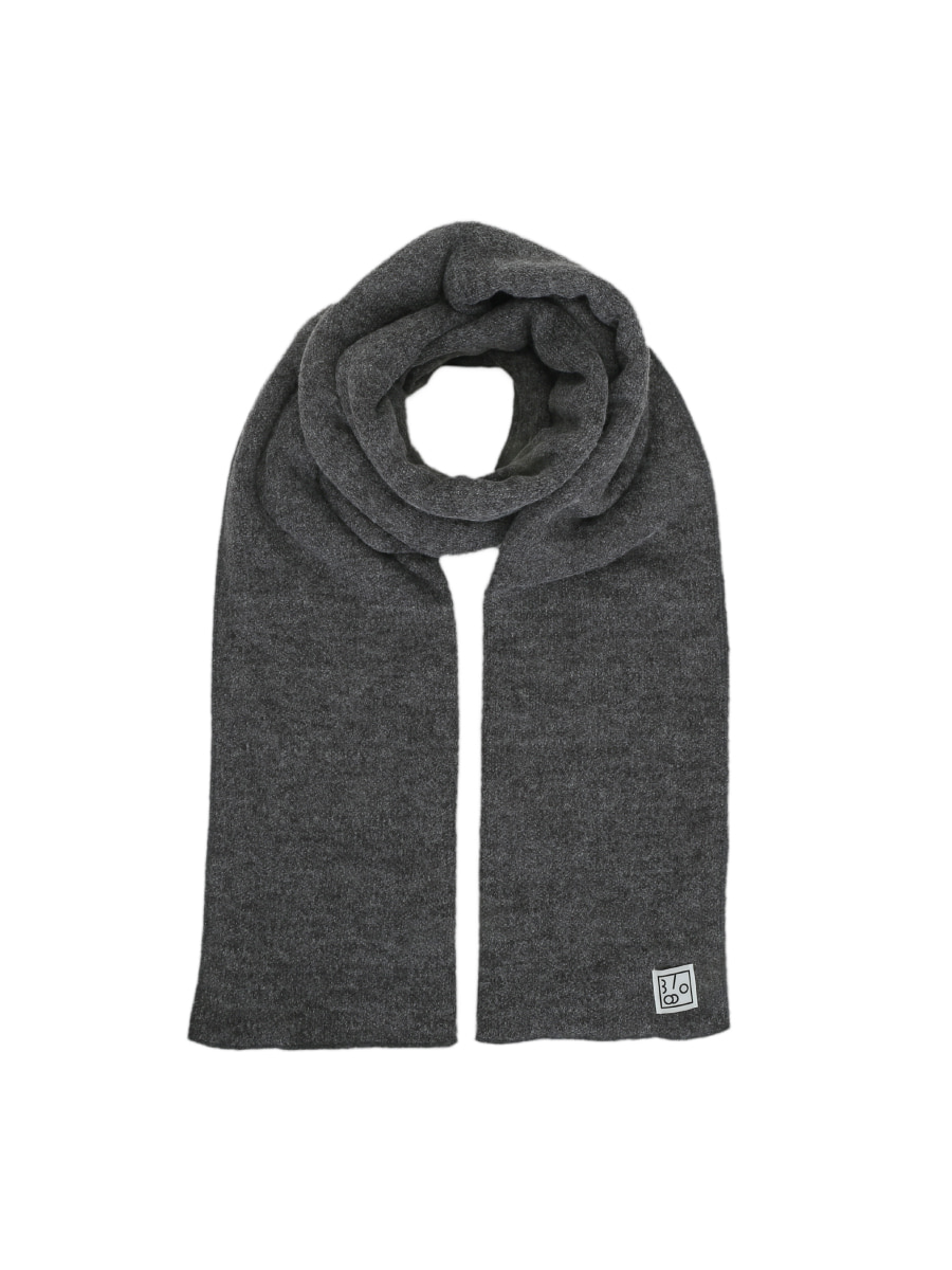 Soft Wearable Scarf (Grey)