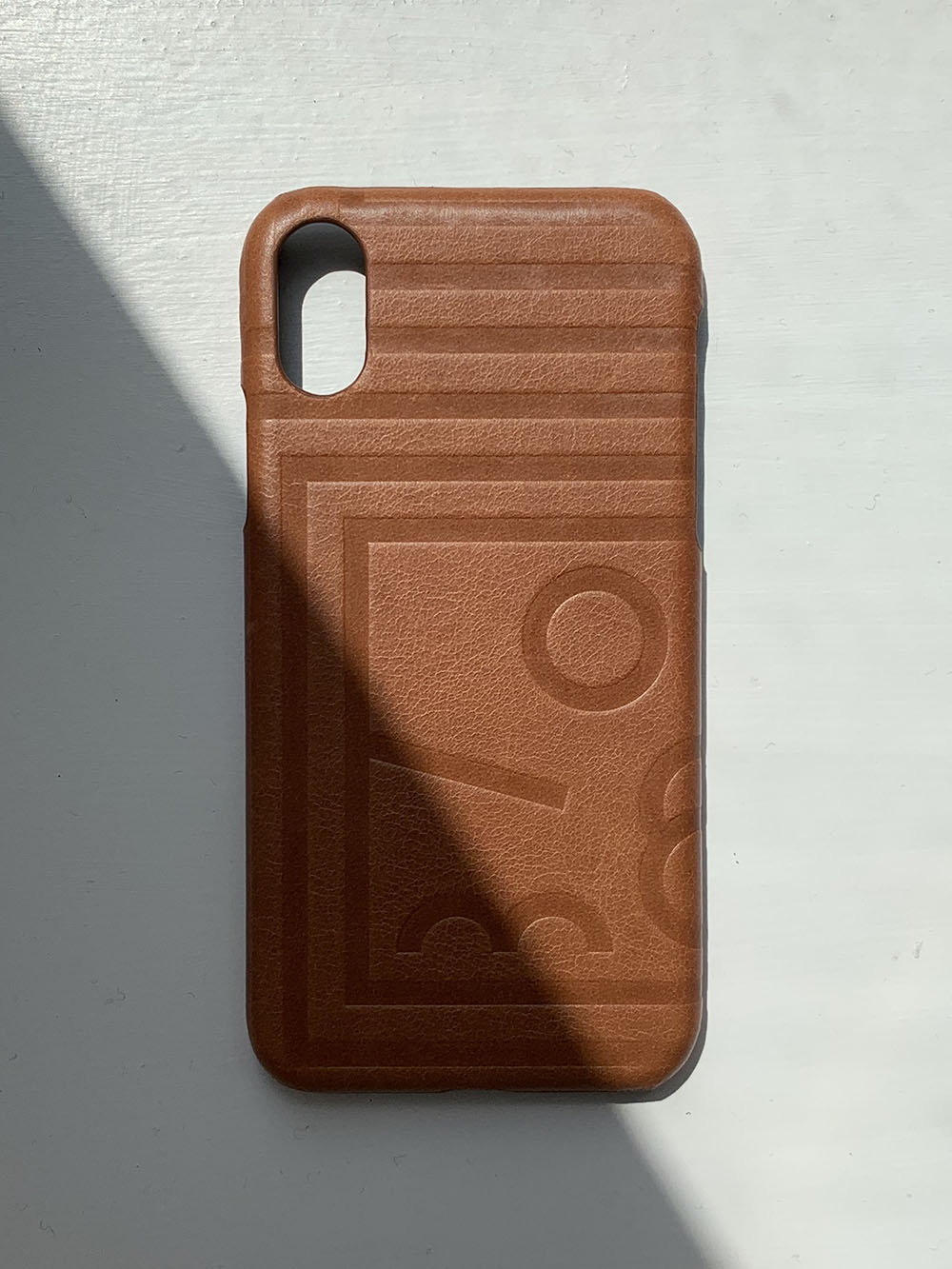 HC Leather Case iPhone (Brown)